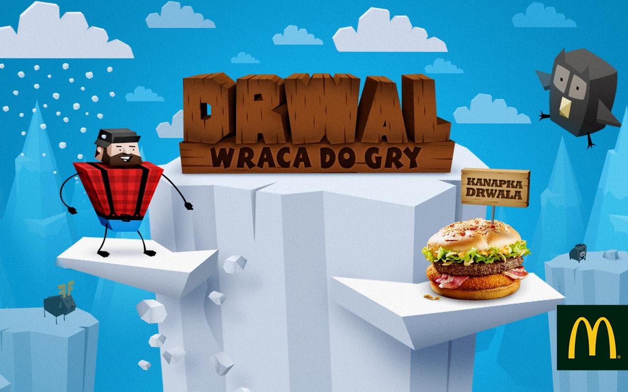 Drwal wraca do gry - screenshot
