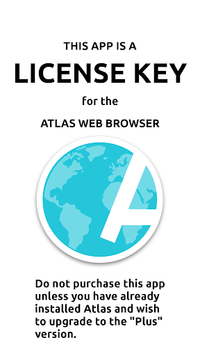 Atlas Plus LICENSE KEY