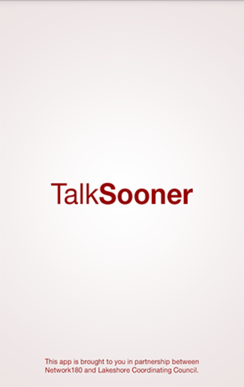 TalkSooner- screenshot