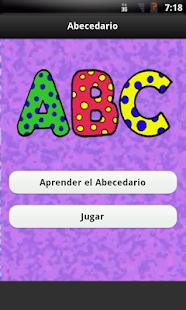 字母西班牙語