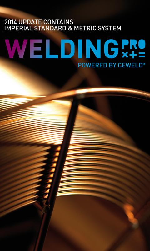 WELDING PRO - screenshot