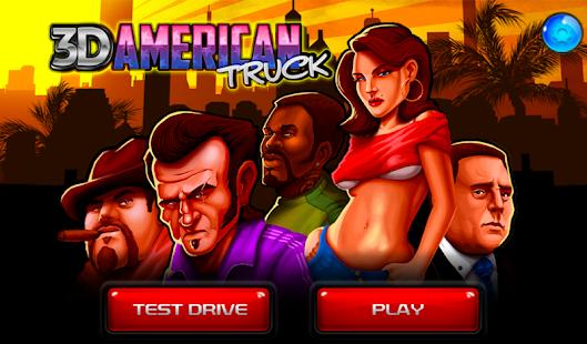 免費賽車遊戲App|3D美國卡車|阿達玩APP