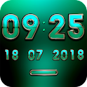 MINOR Digital Clock Widget icon