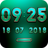 MINOR Digital Clock Widget