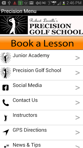 Precision Golf School