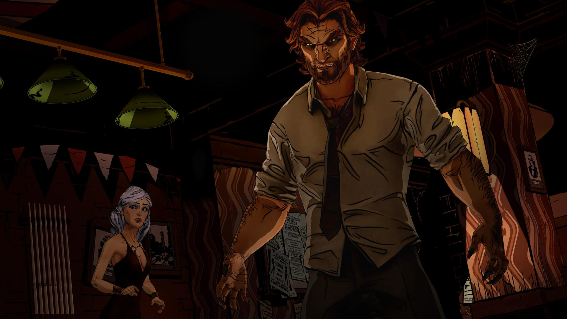 The Wolf Among Us screenshot #24