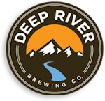 Logo for Deep River Brewing Company