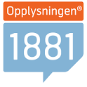 Opplysningen 1881 Mobilsøk icon