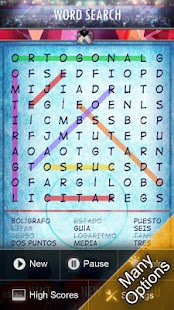 Free Word Search Puzzles- screenshot thumbnail