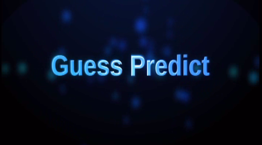 Guess Predict Game