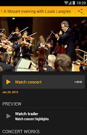 Digital Concert Hall Screenshot 6
