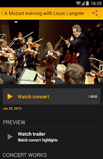 Digital Concert Hall Screenshot 38