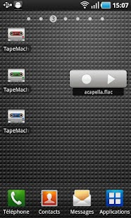 TapeMachine Recorder – Miniaturansicht des Screenshots