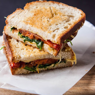 Grown Up BLT Grilled Cheese Recipe