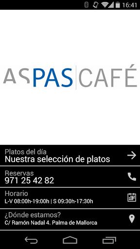 ASPAS Café