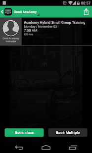 Onnit Academy Gym- screenshot thumbnail