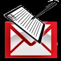 メール de アンケート icon