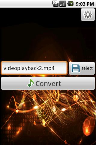 Mp3 Converter Free- screenshot