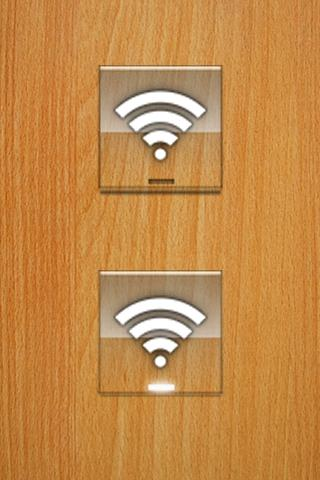 WiFi On Off Widget