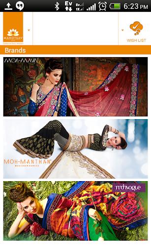 【免費購物App】Mahotsav Ensemble-APP點子