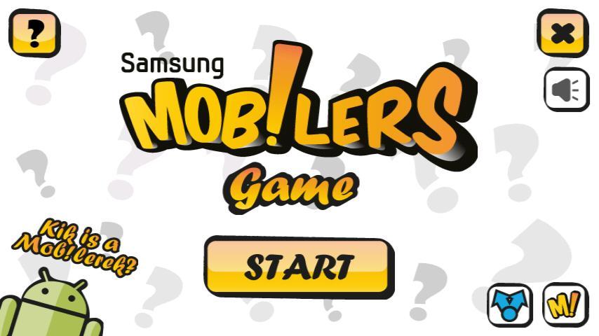 Mobilers Game - screenshot