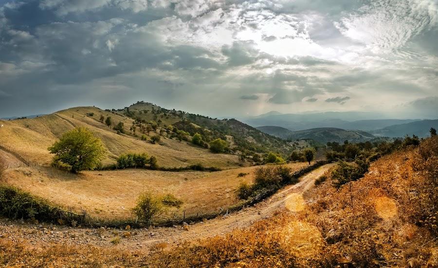 by İsmail Bülbül - Landscapes Mountains & Hills ( path, nature, landscape )