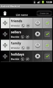 Blacklist ABlacklist - screenshot thumbnail