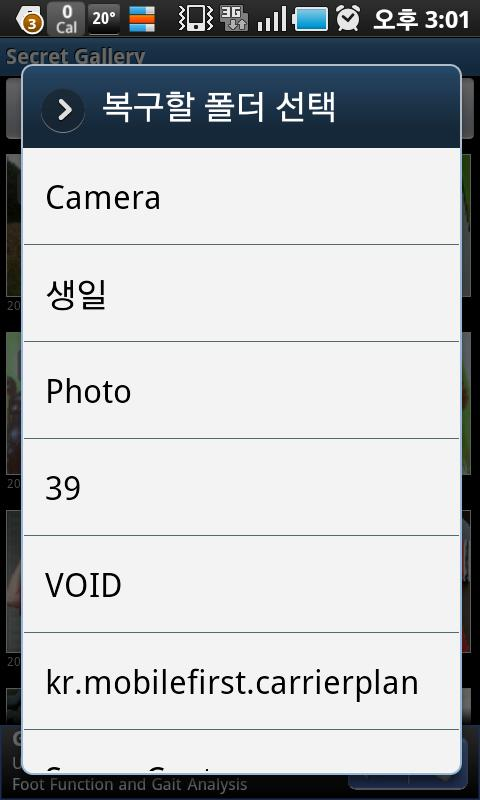 Secret Gallery Lite(Hide Pic)- screenshot