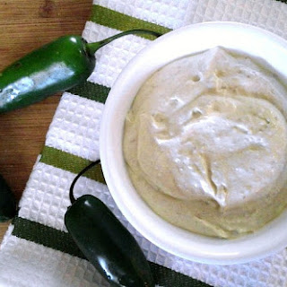 Spicy Jalapeno Dip