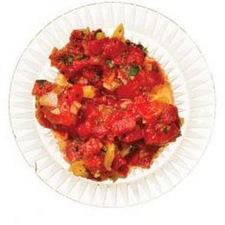 "Pesce alla Palermitana (Whole Roasted Fish ""Palermo Style"")"