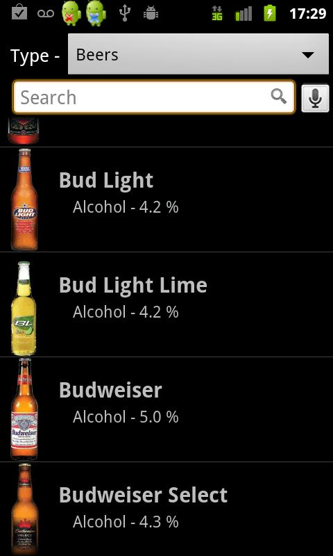 SoberApp  - Alcohol Calculator - screenshot