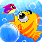 Crazy Fishes Deluxe icon