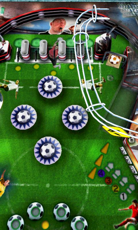 Kick Off Pinball- screenshot
