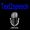 Text2Speech icon