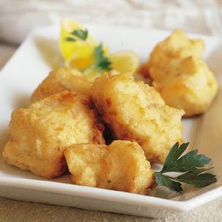 Cod Fritters