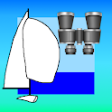 Yacht Race Windward (Basic) logo