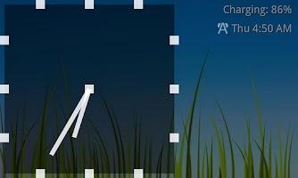 Screenshot of Alltock Procrastinators' Clock
