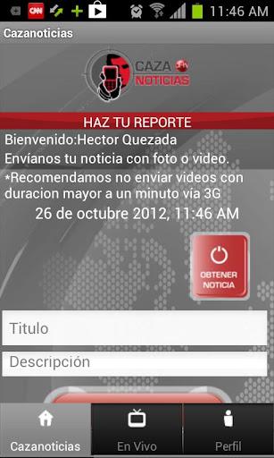 Cazanoticias Chilevisión