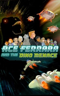 Ace Ferrara & The Dino Menace Screenshot 11