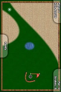 Mini Golf'Oid Free - screenshot thumbnail