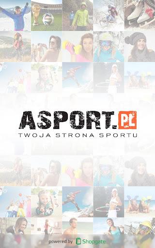 Sklep sportowy Asport