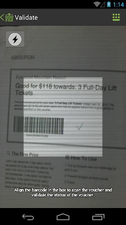 Groupon Merchants 4.2 screenshot 246696