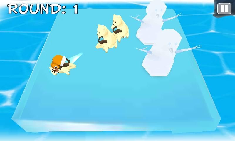 Icy Joe Extreme Jump - screenshot