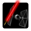 JediClock – Red logo