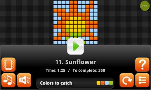 ColorUp: Catch Qubes- screenshot thumbnail