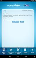 Screenshot of ExpectingBaby by Enfamil