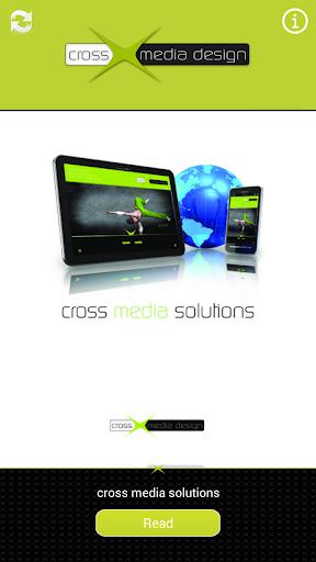 cross media design