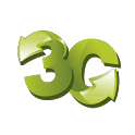 3G Reconnect icon