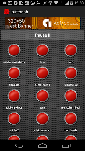 Instant Buttons B