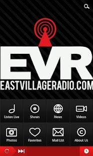 EVR Mobile - screenshot thumbnail